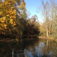 Photo taken at Allaire State Park by [Princess] on 10/20/2012