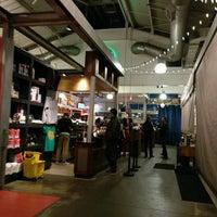 Photo taken at Oxbow Wine Merchant & Wine Bar by Daniel E. on 1/1/2017