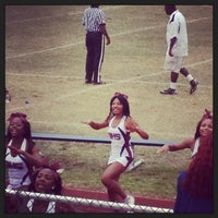 Photo taken at Bowie High School by HB C. on 9/21/2013