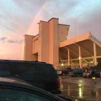Photo taken at Leo Buckley Stadium by Jerry W. on 11/5/2015