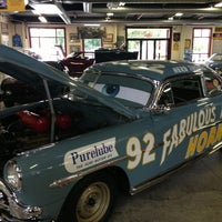 Photo taken at Miller Motors Hudson Auto Museum by David C. on 9/15/2013