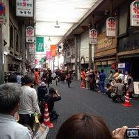Photo taken at 中央ぎんざ通り by takasaki 4. on 10/14/2012