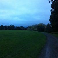 Photo taken at Victoria Park by Meg D. on 5/31/2013