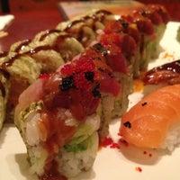Photo taken at Toyama Sushi by Alexandra H. on 2/20/2013