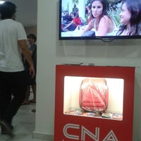 Photo taken at CNA by Paulo César O. on 3/28/2015
