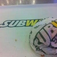Photo taken at Subway by Karen R. on 3/2/2013