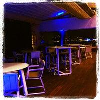 Photo taken at The Ritz-Carlton Bleu Lounge & Grill by tibet P. on 11/19/2012