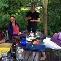 Das Foto wurde bei Olivenbaum Bistro von Olaf S. am 6/18/2014 aufgenommen