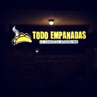 Photo taken at Todo Empanadas by Ulises G. on 3/8/2015