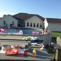 Photo taken at Isaac's Pool by Cody I. on 7/15/2013