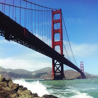Foto scattata a Golden Gate Bridge da Evan S. il 7/13/2013