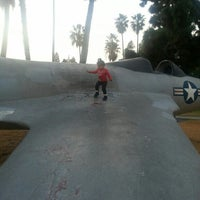 Photo taken at Boysen Park Playground by Ahmed A. on 3/21/2013