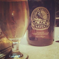 Photo taken at Black Raven Brewing Company by Mackenzie S. on 6/1/2013