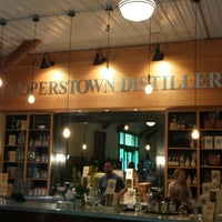 Photo taken at Cooperstown Distillery by Paul M. on 6/23/2015