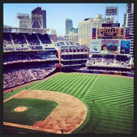 Photo taken at Petco Park by Chris M. on 6/16/2013