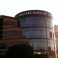 Photo taken at Writers Guild Of America, West by Frank B. on 6/27/2014