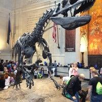 Foto tirada no(a) Museu Americano de História Natural por Diego A. em 5/11/2013