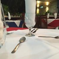 Photo taken at Restaurante Hotel Suerre by Diego A. on 9/14/2016
