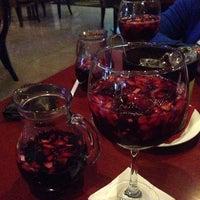 Photo taken at Restaurante Hotel Suerre by Diego A. on 1/20/2014