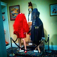 Photo taken at Mobile Carnival Museum by Weird R. on 12/19/2014