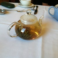 Photo taken at Ana Beall's Tea Room by Denise H. on 10/13/2012