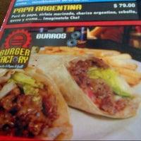 Photo taken at Burger Factory by Hali H. on 2/9/2013