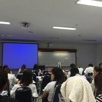 Photo taken at ECB 1401 คณะเศรษศาสตร์ มหาวิทยาลัยเชียงใหม่ by Chanikan F. on 9/26/2015