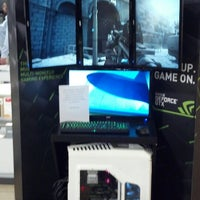 Photo taken at Micro Center by Amanda S. on 5/18/2013
