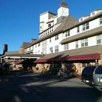 Photo taken at Inn at Pocono Manor by Dennis R. on 9/19/2013