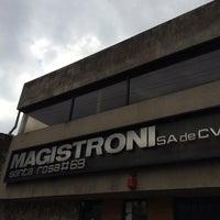 Photo taken at Magistroni by Pablo K. on 6/6/2014