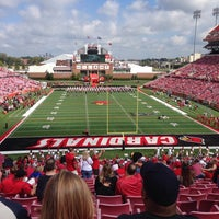 9/21/2013にTom R.がCardinal Stadiumで撮った写真