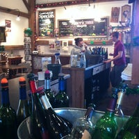 Photo taken at Americana Vineyards & Winery by Tiff L. on 3/16/2013