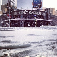 Photo taken at First Avenue & 7th St Entry by Erik H. on 12/9/2012