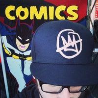 Photo taken at Variety Comics by Erik H. on 9/13/2013