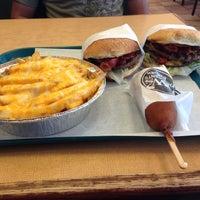 Photo taken at JCW's The Burger Boys by Jordan M. on 4/18/2013