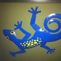 Photo taken at Blue Lizard Hookah Lounge by Chantelle L. on 11/15/2012