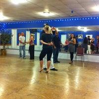 Photo taken at Triangle Dance Studio by Tuvara K. on 11/4/2013