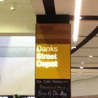 Photo taken at Danks Street Depot by David Z. on 10/28/2012