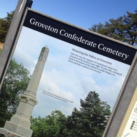 Photo taken at Groveton Cemetery | Manassas National Battlefield Park by Patrick M. on 4/27/2014