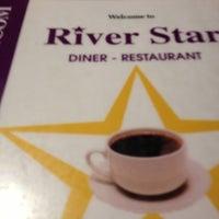 Photo taken at River Star Diner by Jennifer F. on 11/11/2012
