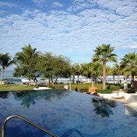 Photo taken at The St. Regis Punta Mita Resort by Erica G. on 3/26/2013
