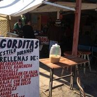 Photo taken at Gorditas de La Pasadita by Liz P. on 1/14/2013