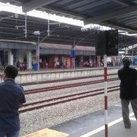 Photo taken at KTM Line - Serdang Station (KB05) by Geoffrey Q. on 6/14/2013