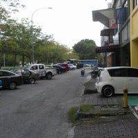 Photo taken at Seksyen 27 by Geoffrey Q. on 1/29/2013