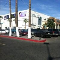 Photo taken at Plaza La Cachanilla by Paola on 11/30/2012