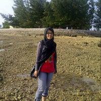 Photo taken at Pulau Putri by santy n. on 10/26/2014