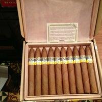 Photo taken at Cohiba Cigar Divan by Brian L. on 6/14/2013