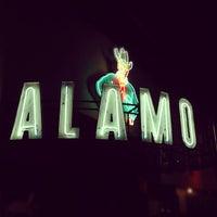 Photo taken at Alamo Drafthouse Cinema – Village by Jon T. on 11/24/2012