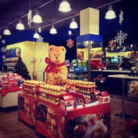 Photo taken at Lindt by Алла В. on 12/13/2013