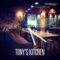 Снимок сделан в Tony's Kitchen пользователем Алла В. 10/5/2013